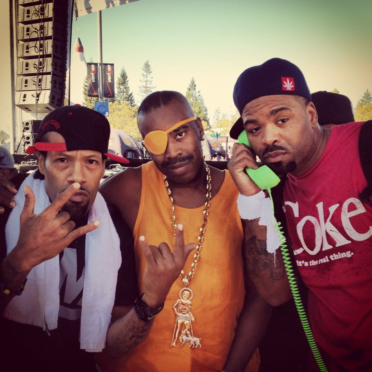 Redman - Slick Rick - Method Man