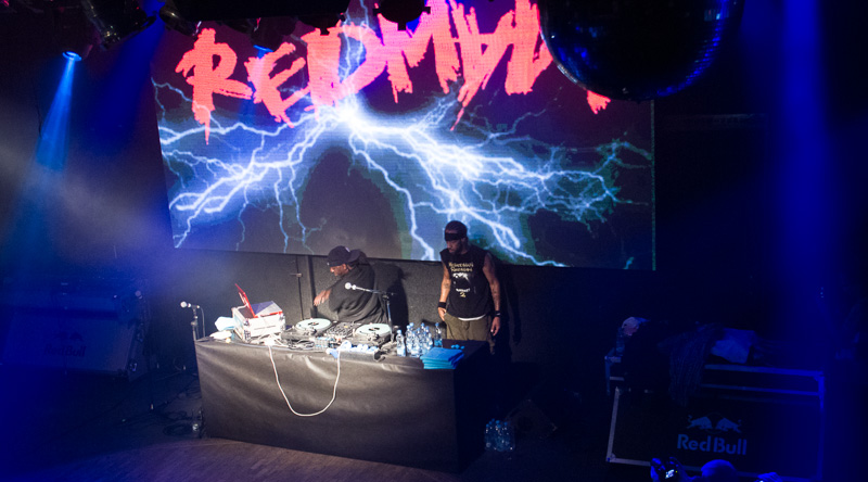 Redman - Prague - Photo By: Tana